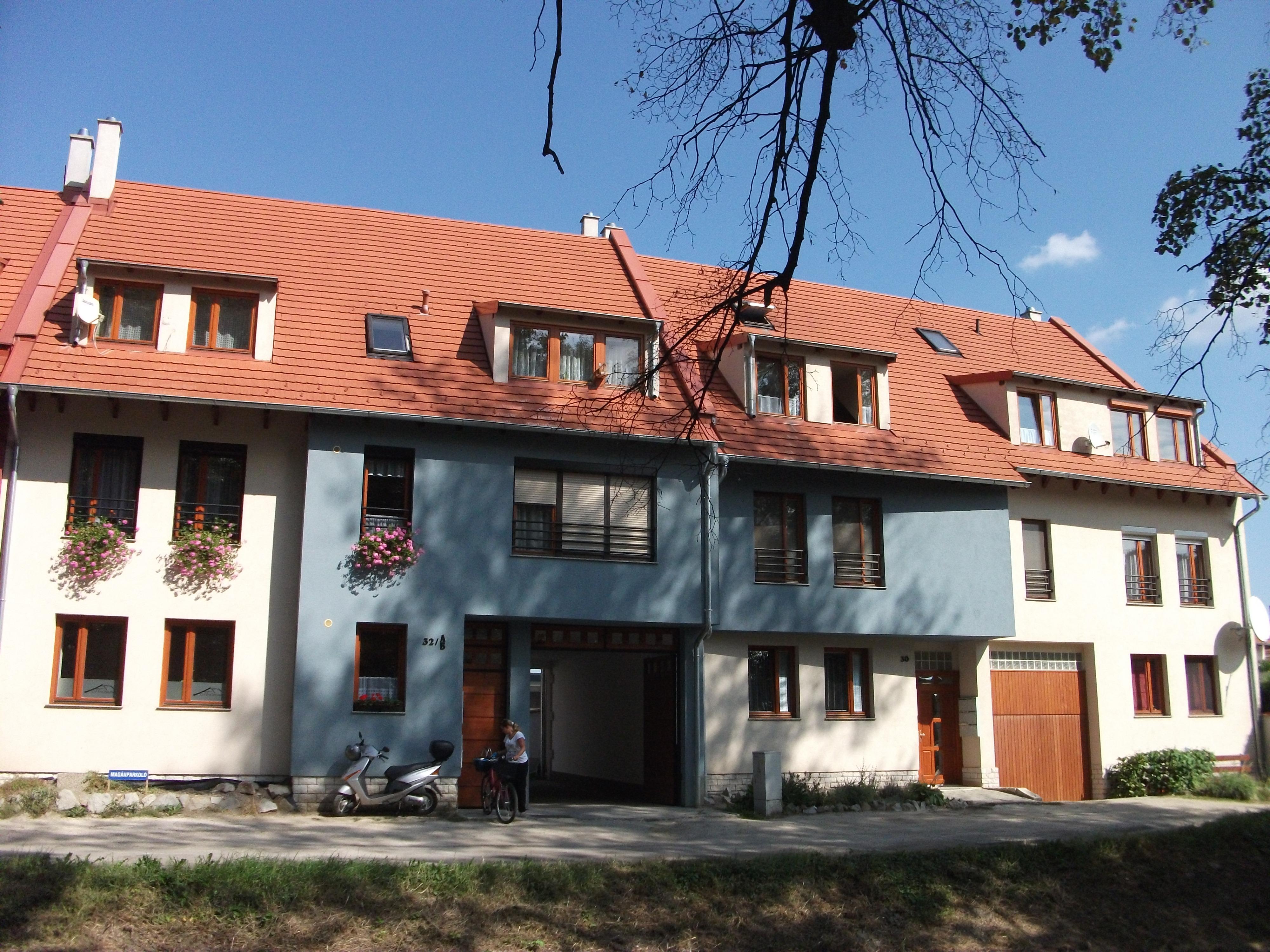 Paprét , 12 lakásos társasház